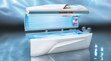 Gold Tanning Bed (Level 2)